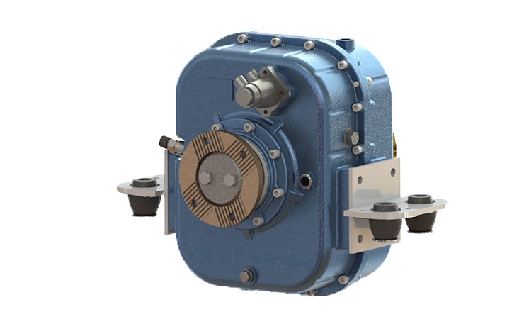 TYPE : OPS562 | REDUCTION GEARBOX Optima Drives
