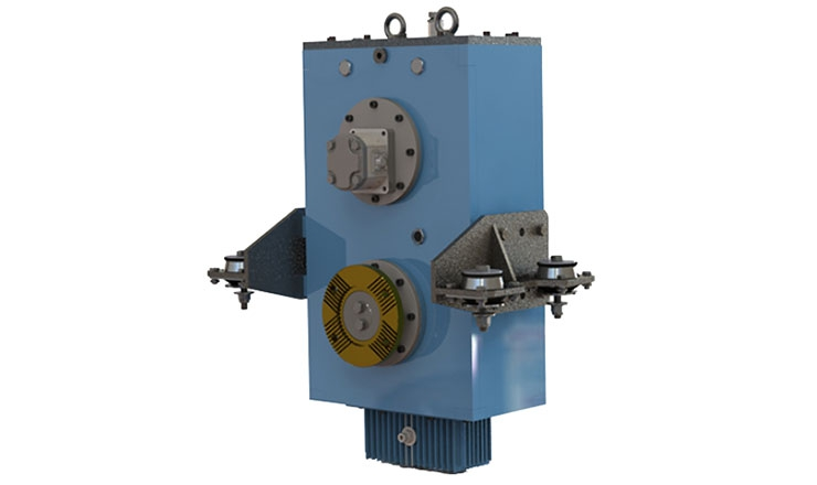 TYPE : OPS872 | REDUCTION GEARBOX Optima Drives