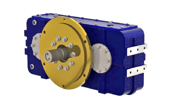 TYPE : OPS972 | REDUCTION GEARBOX Optima Drives