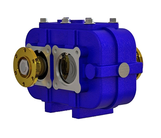 increasing gearbox, reduction gearbox, speed increaser, reducer, RPM increaser, Reducteur, Parallel-shaft gear reducer, Parallel gearbox, Katsa, speed up gearbox, Optima Drives