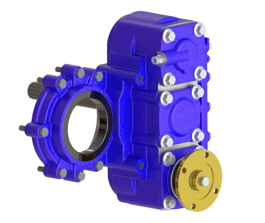 ZF PTO, zf Auxiliary Drives, MAN Auxiliary PTO, Auxiliary gearbox, heavy duty PTO, Special PTO's, Optima Drives