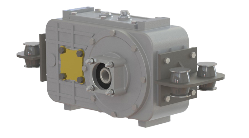 Type : OPS502  |  REDUCTION GEARBOX Optima Drives