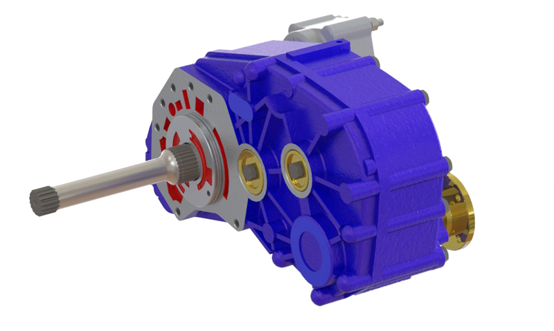 Type : OPS641 | Auxiliary Drives Optima Drives