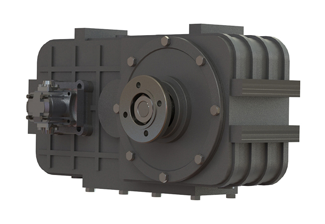 TYPE : OPS912 | REDUCTION GEARBOX Optima Drives