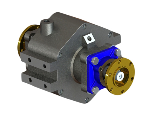 TYPE : OPS442 | PNEUMATIC CLUTCH Optima Drives