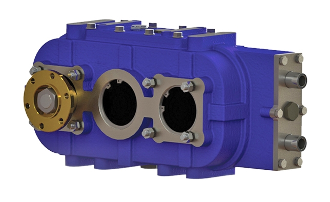 TYPE : OPS432  |  REDUCTION GEARBOX Optima Drives